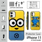 iphone11 ケース ミニオンズ 怪盗グルー イーフィット IIIIfit アイフォン11 ケース iphone 11 ケース