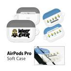 ミニオンズ AirPods Pro ソフトケース  クリアケース Air Pods Pro エアーポッズpro プロ 怪盗グルー mini-190