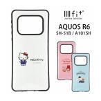AQUOS R6 ケース サンリオキャラクターズ イーフィット IIIIfit  カバー ハードアクオス r6 SH-51B A101SH  sang-142
