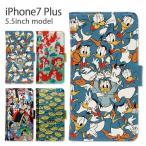 iPhone7 Plus ケース 手帳型 ディズニー フリップカバー アリス グッズ