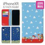 iPhone XR ケース ディズニー・ピクサーキャラクター フリップカバー トイ・ストーリー スマホケース スマホカバー 人気 アイフォンXR アイホンXR