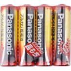 アルカリ乾電池単3 パナソニック(Panasonic) LR6XJ/4SE