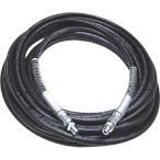 3/8サイズ高圧洗浄機ホース(1004+ニップル付) 中部高圧ホース N3-10-4+13SP 10M