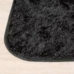 シャギーラグ - シャギーラグカーペット アイリスオーヤマ OPS-1319 コーヒー