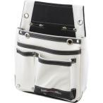 本革釘袋 卓越モデル DBLTACT DTL-07-WH ホワイト