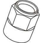 Kics LEGGDURA RACING Lock Duralumin Shell (単品) KYO-EI SLRBK Black