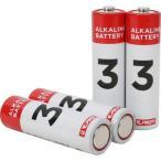 アルカリ乾電池 モノタロウ 単3 単3(4本入)