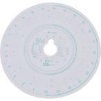 小型タコグラフ用チャート紙(黄箱) 矢崎総業 762969-160