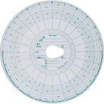 大型タコグラフ用チャート紙(赤箱) 矢崎総業 762939-320