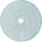 大型タコグラフ用チャート紙(緑箱) 矢崎総業 762939-290