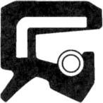 オイルシール(スズキ) 武蔵オイルシール工業 Z6167