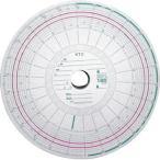 タコグラフ チャート紙 小芝記録紙 M-26-120-2C 赤線入