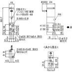 電磁弁110シリーズ コガネイ A110-4E1-PSL DC24