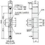 電磁弁180シリーズ コガネイ 180-4E2-PSL DC24