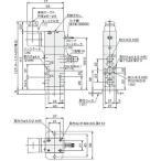 電磁弁300シリーズ コガネイ 300-4E1-03 AC200