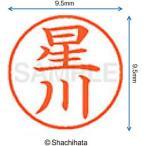 ネーム9 既製(ホ) シヤチハタ XL-9 1779 ホシカワ ホシカワ