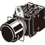 押ボタンスイッチ(丸形)(ハーフガード形)(LED照光減圧ユニット付)(丸胴形Φ22/25) A22L オムロン(omron) A22L-HA-T1-01A A22 8147H