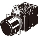 押ボタンスイッチ(丸形)(ハーフガード形)(LED照光減圧ユニット付)(丸胴形Φ22/25) A22L オムロン(omron) A22L-HW-T2-20A A22 8010B