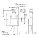 小型リミットスイッチ D4C-□ オムロン(omron) D4C-1631 D4CN1631M