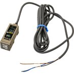 耐油・長距離光電センサ(メタルケース) E3S-C オムロン(omron) E3S-CD11 2M