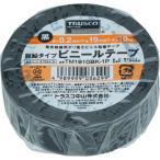 脱鉛タイプ ビニールテープ TRUSCO TM1910BK1P