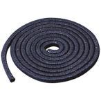 グランドパッキン 炭素繊維系・黒色 V#6201 日本バルカー V#6201 6201-065030