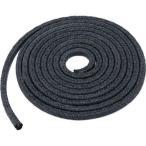 グランドパッキン 炭素繊維系・黒色 V#6201 日本バルカー V#6201 6201-080030