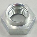 ハードロックナット 細目(鉄/三価ホワイト) ハードロック工業 M20×1.5