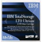 LTO Ultrium データカートリッジ 日本IBM 46X1290 1.5/3.0TB