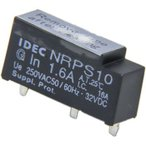 ショッピングチップトリップ NRPシリーズ プリント基板用サーキットプロテクタ IDEC(和泉電気) NRPS10-G1.6APN10