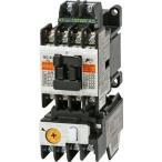 標準形電磁開閉器(ケースカバーなし) 富士電機 SW-0 シAC200V 1.5K コAC100V 1a