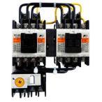 可逆形電磁開閉器(ケースカバーなし) 富士電機 SW-03RM AC200V 1.5K  1b×2