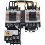 可逆形電磁開閉器(ケースカバーなし) 富士電機 SW-0RM シAC200V 1.5K コAC200V 1b×2