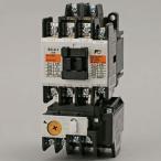 標準形電磁開閉器(ケースカバーなし) 富士電機 SW-4-1 シAC200V3.7KコAC200V 1a