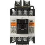 標準形電磁接触器(ケースカバーなし) 富士電機 SC-0 コイルAC200V 1a