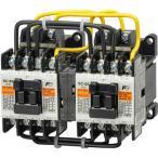 可逆形電磁接触器(ケースカバーなし) 富士電機 SC-03RM コイルAC200V 1b×2