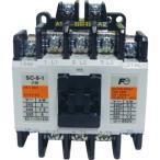 標準形電磁接触器(ケースカバーなし) 富士電機 SC-5-1 コイルAC200V 1a1b