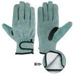 牛床革オイルマジック手袋(裏地付) 717P-W シモン 717P-Wオイル裏地付 L