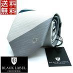 ブラックレーベル クレストブリッジ BLACK LABEL ネクタイ シルク 絹  正規品 新品 送料無料 cb187