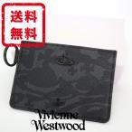 ヴィヴィアンウエストウッド Vivienne Westwood 定期入れ パスケース ID ウォーターオーブ  牛革 レザー 箱付き 正規品 新品 送料無料 VW133