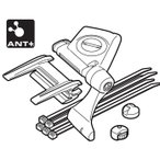 キャットアイ(CAT EYE) ISC-11 [ANT+2.4GHzデジタル] スピード&ケイデンスセンサー