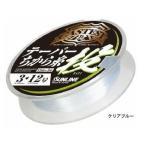 サンライン(SUNLINE) ライン キャステスト テーパー力糸投 15m  #3-12