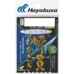ハヤブサ Hayabusa  瞬貫わかさぎ 細地袖型 5本鈎 C215 1.5-0.2