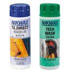 NIKWAX ニクワックス 181・251ツインパック