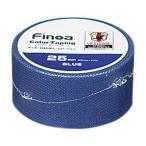 Finoa(フィノア) カラーテーピング サッカー日本代表チームバージョン ブルー (2.5cm×7.7m×1P) 1601