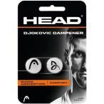 HEAD(ヘッド) テニス 振動止め ジョコビッチ・ダンプナー (2 個入り ) 285704
