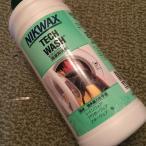 NIKWAX ニクワックス LOFTテックウォッシュ1L 洗剤