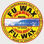 FU WAX(フーワックス) SURF WAX(サーフワックス) ワーム(水温18℃〜21℃)