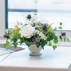 光の楽園 光触媒フラワー(造花) クリアローズ