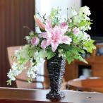 光の楽園 光触媒アートフラワー(造花) フリルカサブランカ
